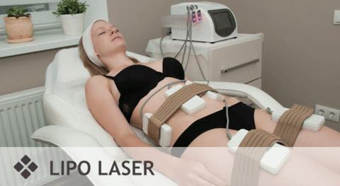 Lipolaser θεραπεία