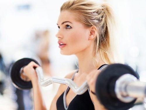Γυμναστική και γυναίκες!